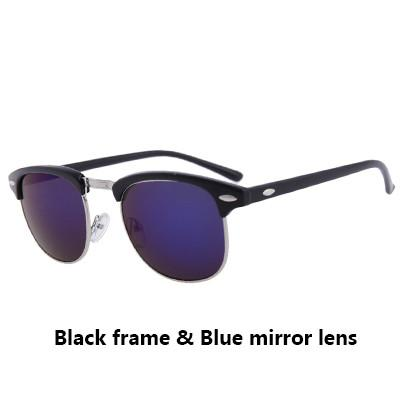 Men's Designer Style Rimless Sport Glasses - TrendSettingFashions
