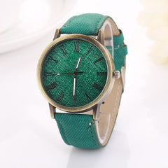 Women's Match Fashion Watch with 10 Colors! - TrendSettingFashions   - 10