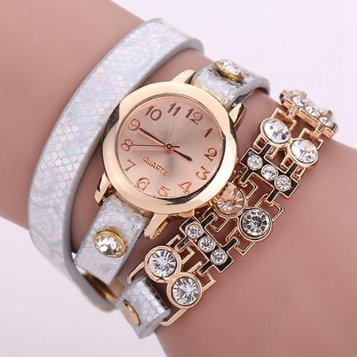 Women's Bracelet Rivet Watch In 9 colors! - TrendSettingFashions   - 6