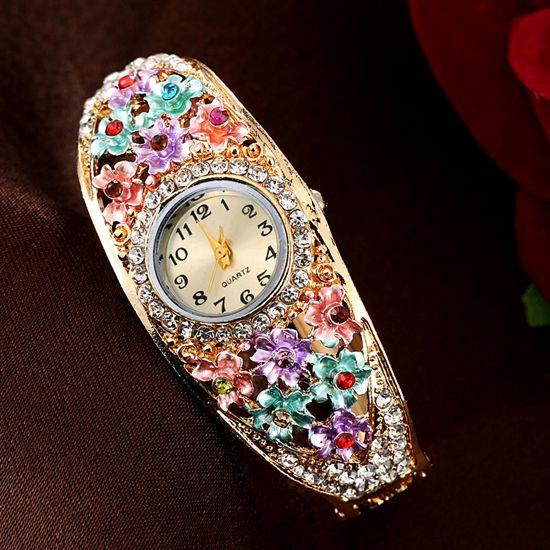 Women's Rose Watch In 6 Colors - TrendSettingFashions