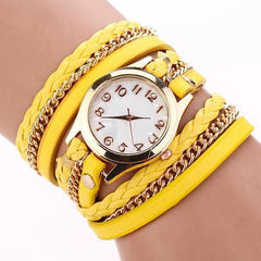 Hot Vintage Women's Bracelet Watch With 11 Colors! - TrendSettingFashions   - 8