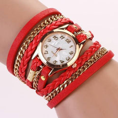 Hot Vintage Women's Bracelet Watch With 11 Colors! - TrendSettingFashions   - 11