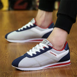 Men'a British Canvas Sneakers - TrendSettingFashions