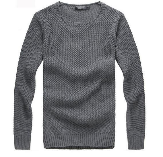 Men's Knit Sweater - TrendSettingFashions   - 6