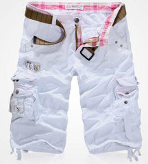 Men's Cargo Shorts - TrendSettingFashions   - 2