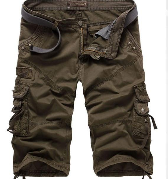 Men's Cargo Shorts - TrendSettingFashions   - 3