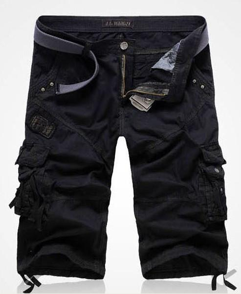 Men's Cargo Shorts - TrendSettingFashions   - 4