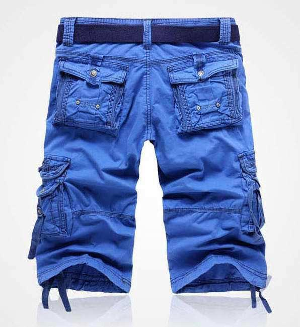 Men's Cargo Shorts - TrendSettingFashions   - 5