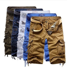 Men's Cargo Shorts - TrendSettingFashions   - 1