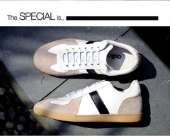 Men's Suede Casual Sneakers - TrendSettingFashions   - 1
