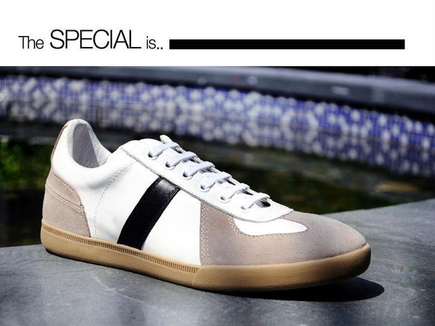 Men's Suede Casual Sneakers - TrendSettingFashions