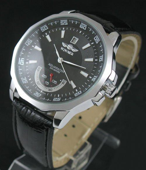 Men's Army Style Mechanical Watch - TrendSettingFashions