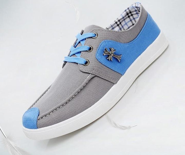 Men's British Casual Sneakers - TrendSettingFashions