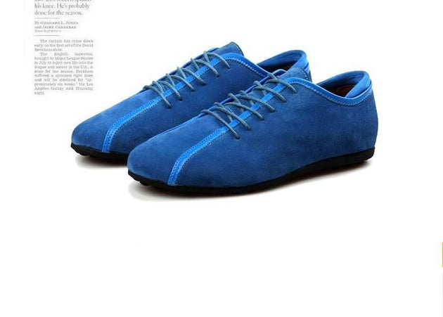 Men's Lace Up Casual Shoe - TrendSettingFashions   - 3