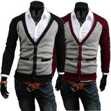 Men's Sweater Jacket - TrendSettingFashions