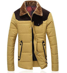 Men's Winter Down Jacket - TrendSettingFashions   - 2
