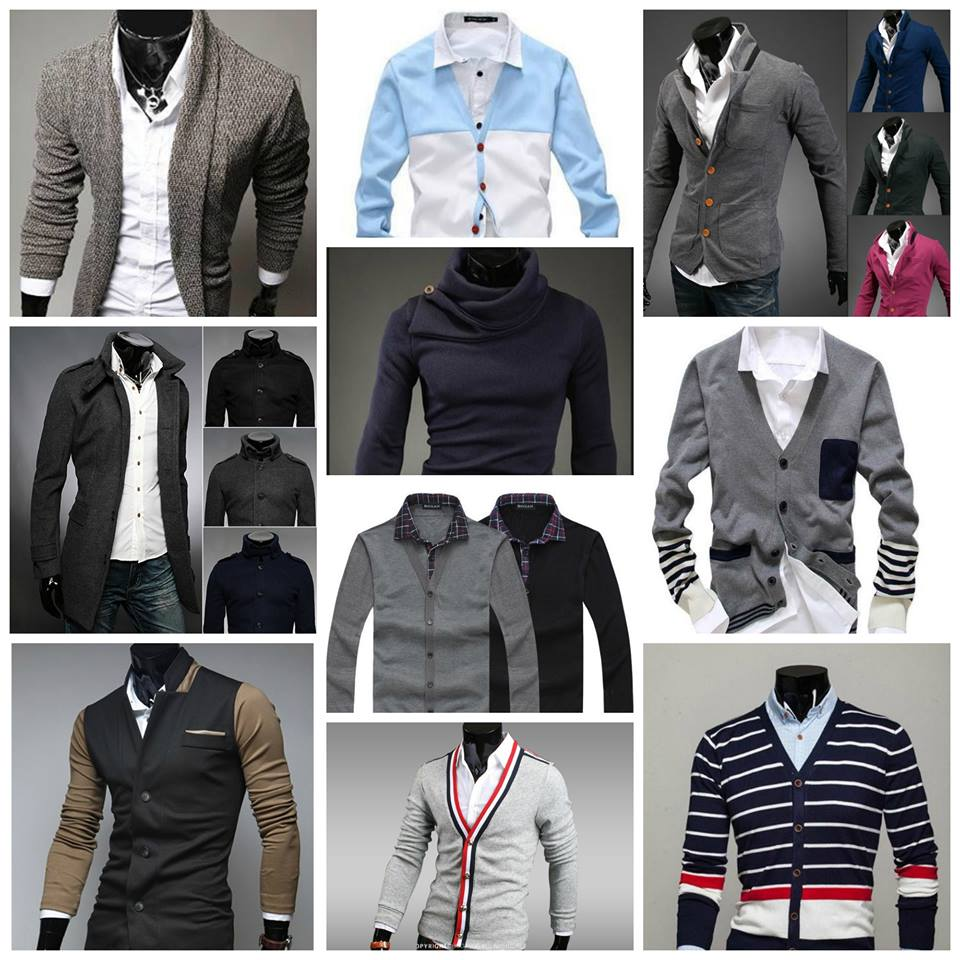 Click Here For Men's Sweaters<