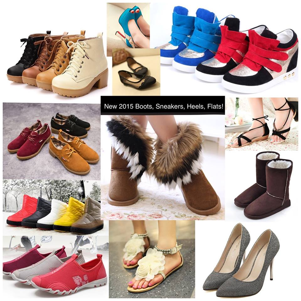 Click Here For Women's Shoes<