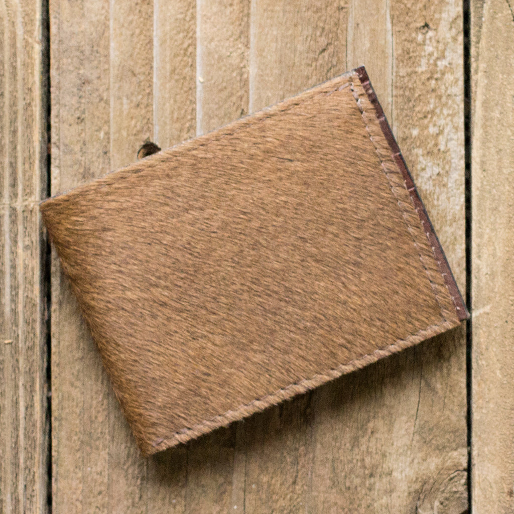 Kentucky Colonel Bi-Fold Wallet