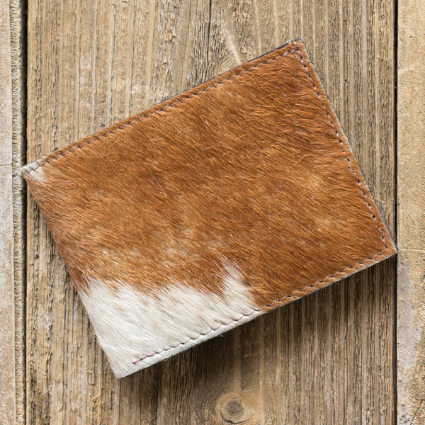 Middle Reliever Bi-Fold Wallet