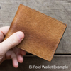 Honest Joe Bi-Fold Wallet
