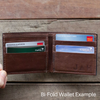 Eagle Eye Bi-Fold Wallet