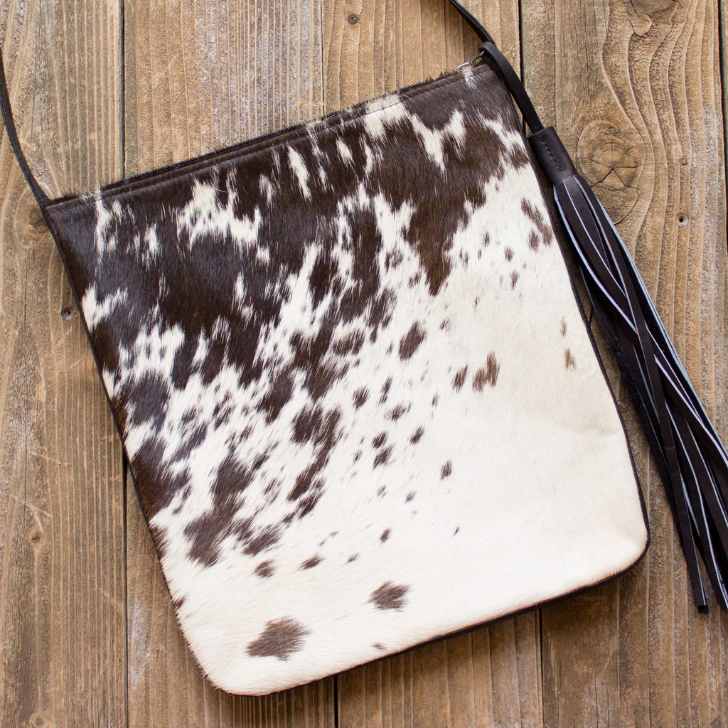 Cascade Mountain Boho Crossbody