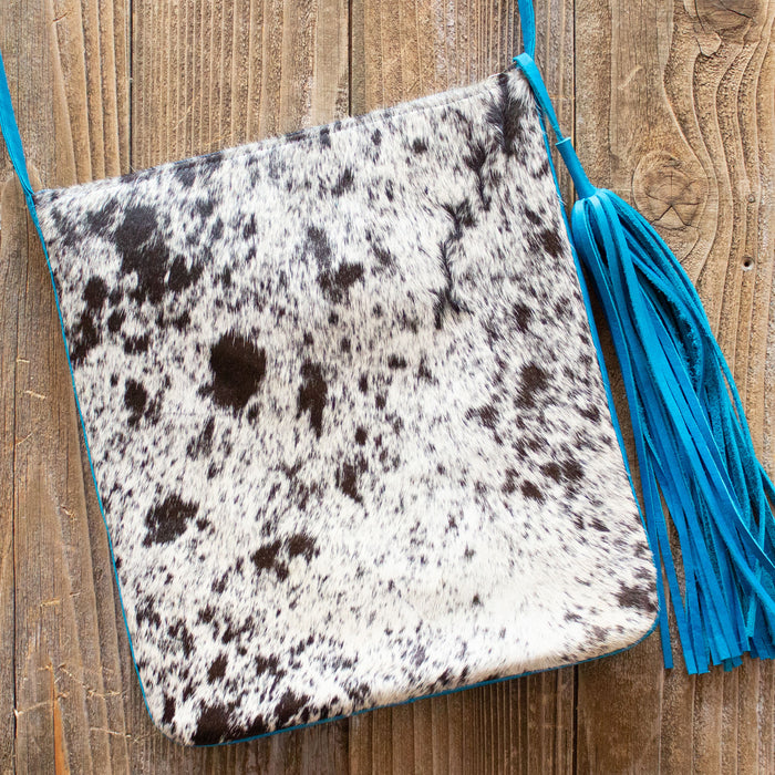 Limited Edition Teal Boho Crossbody No. 3