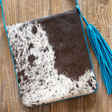 Limited Edition Teal Boho Crossbody No. 4