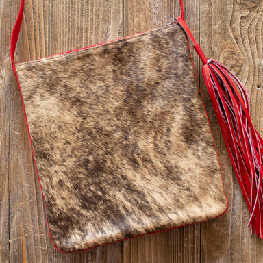Limited Edition Red Boho Crossbody No. 2