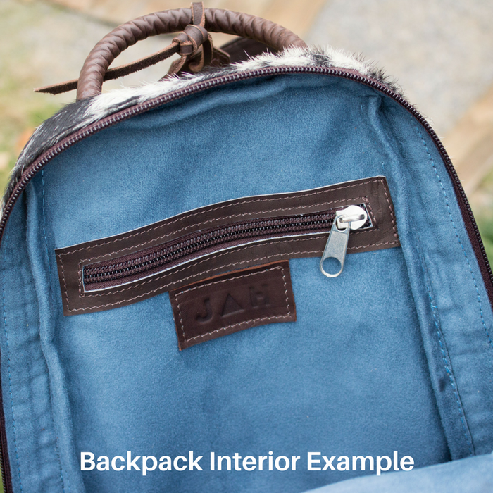 Backpack No. 323