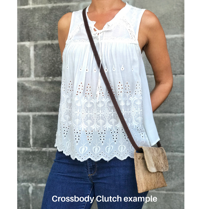 Crossbody Clutch No. 1418