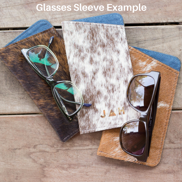Glasses Sleeve No. 349
