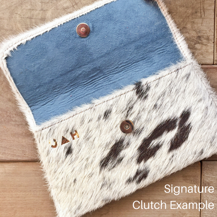 Signature Clutch No. 648