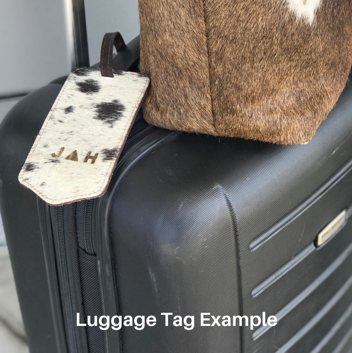 Luggage Tag No. 17