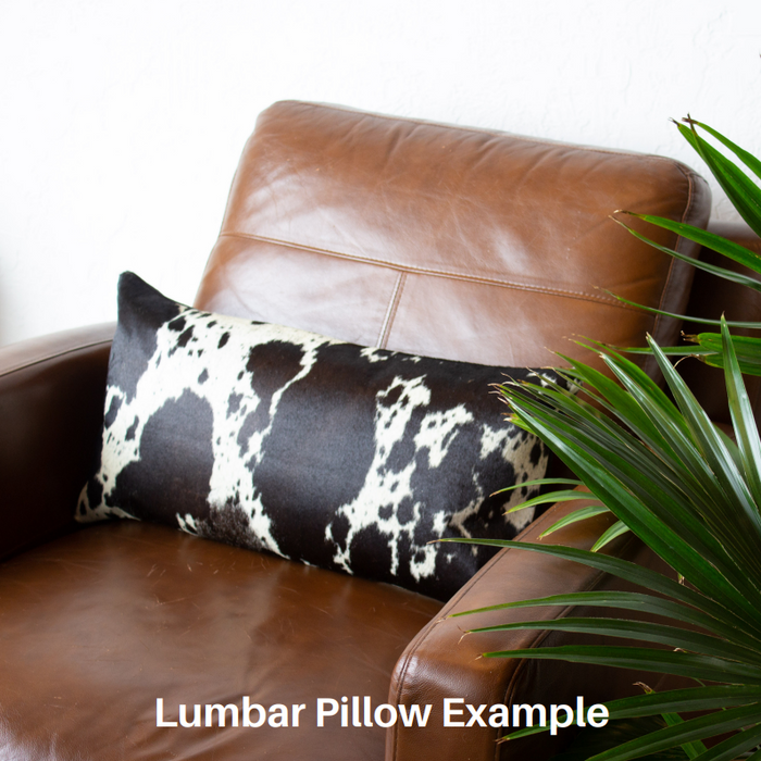 Lumbar Pillow No. 1