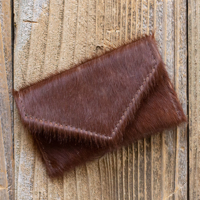 Cowhide Mini Wallet