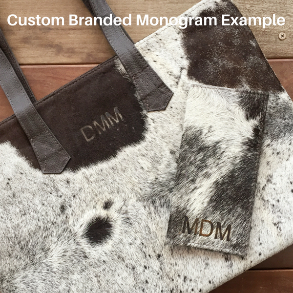 Custom Branded Monogram Curated Set