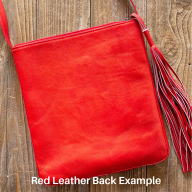 Limited Edition Red Boho Crossbody No. 4