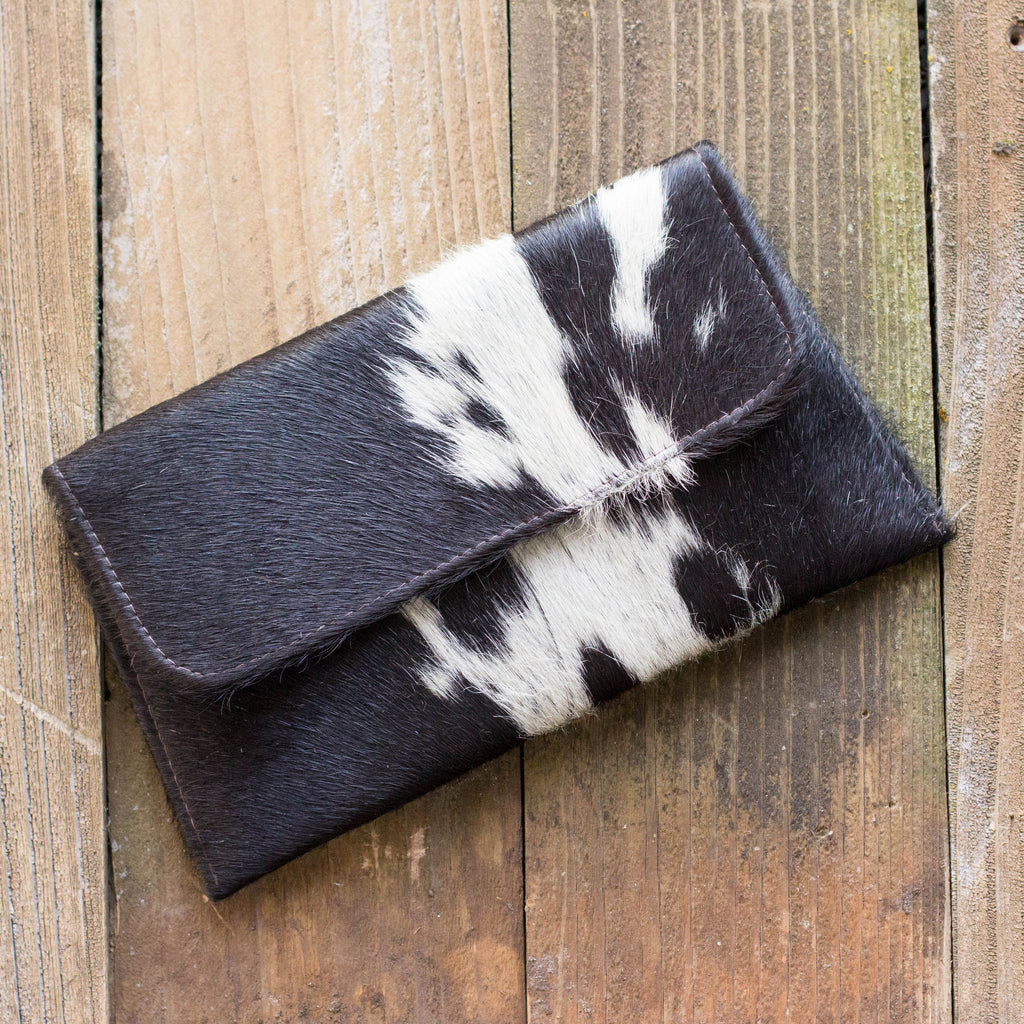 Quinnipiac River Signature Clutch