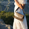 Vero Beach Crossbody Clutch