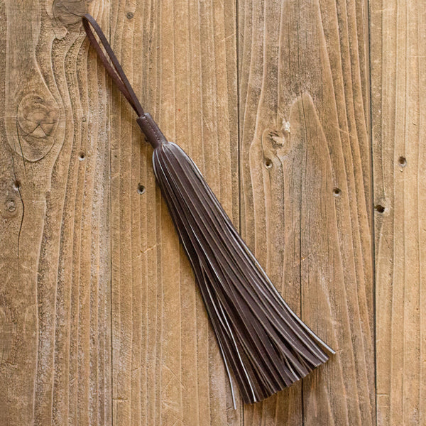 Brown Tassel