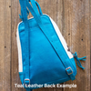 Limited Edition Teal Backpack No. 1