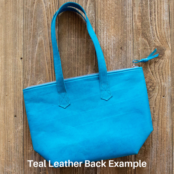 Limited Edition Teal Tote No. 1