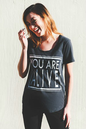You Are Alive - The Realness Co.  - 3