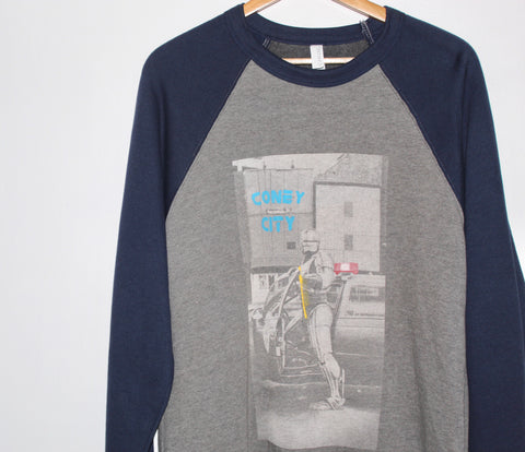 CONEY CITY RoboCop Crewneck