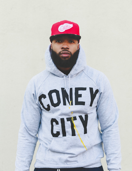 Coney City Hoodie - The Realness Co.