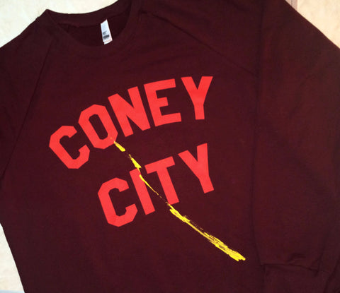 Coney City Crewneck