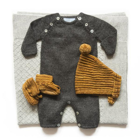 Merino wool for a winter baby!