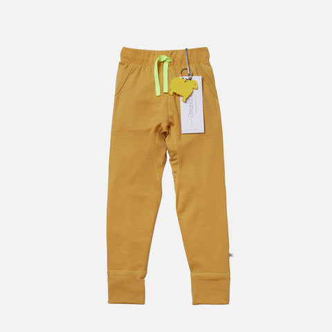 Supersoft Merino 24 Hour Trouser - Mustard